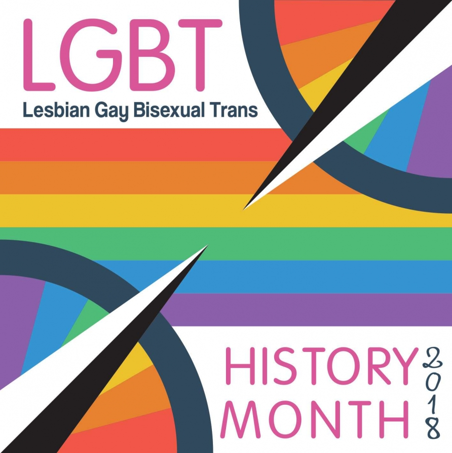 Lesbian gay bisexual and transgender history month
