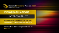 National Diversity Award Nomination 2021