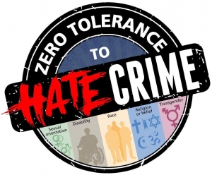 National Hate Crime Awareness week - 8th October to 15th October 2016