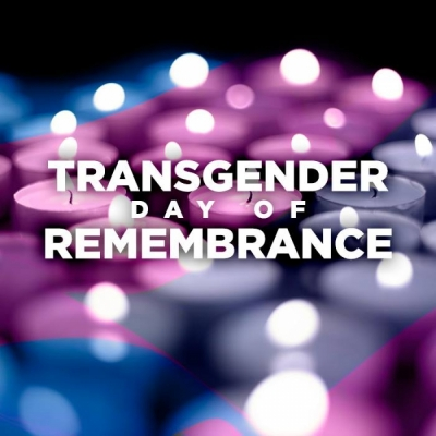 Transgender Day of Remembrance - 20th November 2016