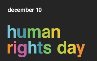 Human Rights Day - Saturday 10th December 16