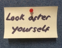 Look after youself
