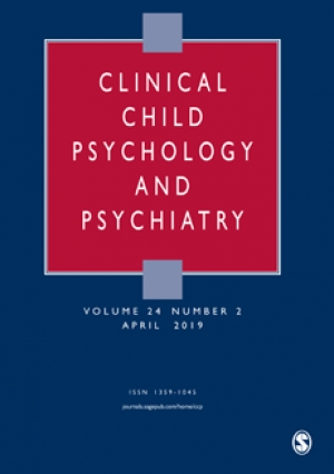 Clinical Child Psychology and Psychiatry Journal